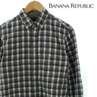 バナナリパブリック(Banana Republic)のバナナリパブリック BANANA REPUBLIC チャック シャツ(シャツ)
