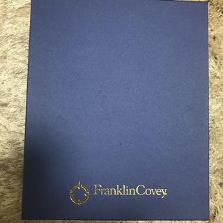 フランクリンプランナー(Franklin Planner)のfranklin covey 赤(手帳)