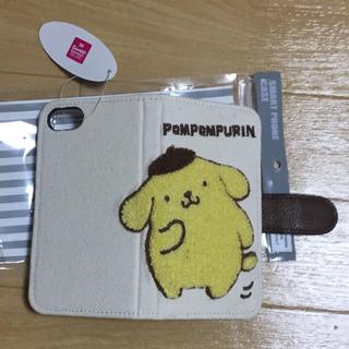 サンリオ(サンリオ)のiPhoneケース 手帳型(ポ)(iPhoneケース)