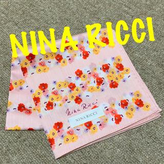 ニナリッチ(NINA RICCI)のNINA RICCI ニナリッチ ハンカチ(ハンカチ)