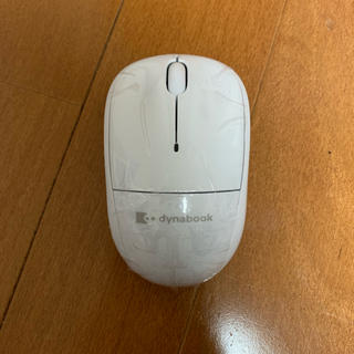 トウシバ(東芝)のdynabook ワイヤレスマウス(PC周辺機器)