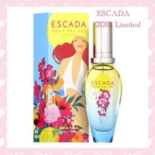 エスカーダ(ESCADA)の2016限定 エスカーダ ESCADA アクアデ ソル 太陽の水 フルーティ(香水(女性用))
