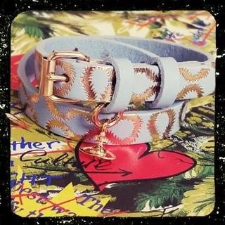 Vivienne Westwood - 新品・Worlds end限定・Squiggle Cuff/Choker