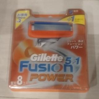 ジレ(gilet)のGillette fusion 5+1 Fusion ジレット 替刃(メンズシェーバー)