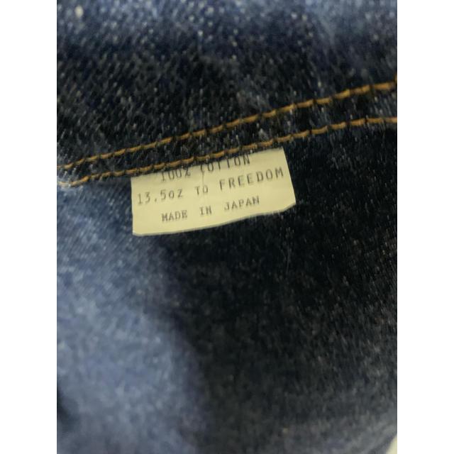 Barns OUTFITTERS(バーンズアウトフィッターズ)の高荘 ジーンズ メンズのパンツ(デニム/ジーンズ)の商品写真