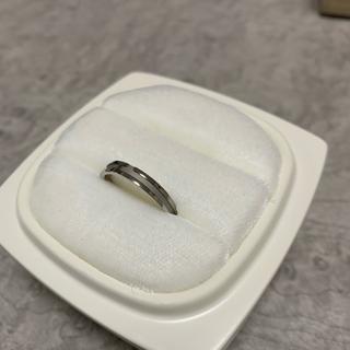 ニワカ(俄)の俄 結婚指輪(リング(指輪))