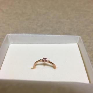ヨンドシー(4℃)の指輪(土日限定価格)(リング(指輪))