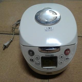 トウシバ(東芝)の東芝 RC-10LF IH炊飯器 5.5合 (炊飯器)