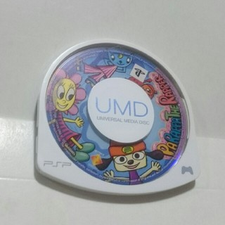 プレイステーションポータブル(PlayStation Portable)の☆パラッパラッパー☆(携帯用ゲームソフト)