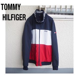 トミーヒルフィガー(TOMMY HILFIGER)のTOMMY HILFIGER リバーシブル ナイロンジャケット(ナイロンジャケット)