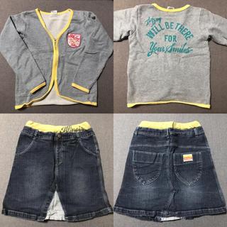 エフオーキッズ(F.O.KIDS)の140cm 6点セットトップス2点・ボトムス4点 F.O.KIDS(Tシャツ/カットソー)