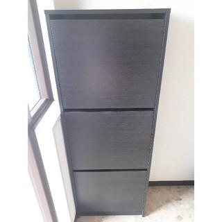 イケア(IKEA)の直接お渡しのみIKEA シューズラック シューズボックス(玄関収納)