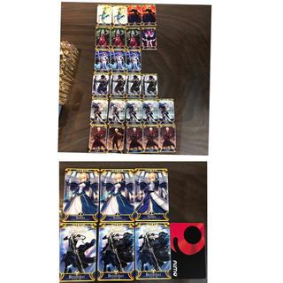 セガ(SEGA)のFate Grand Order Arcade 引退記念品(カード)