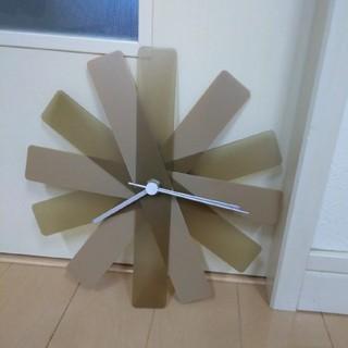 イケア(IKEA)のイケア 掛け時計 未使用品(掛時計/柱時計)