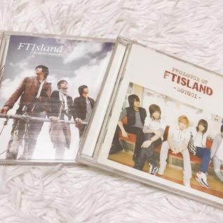 エフティーアイランド(FTISLAND)のFTISLAND CD2点セット(K-POP/アジア)
