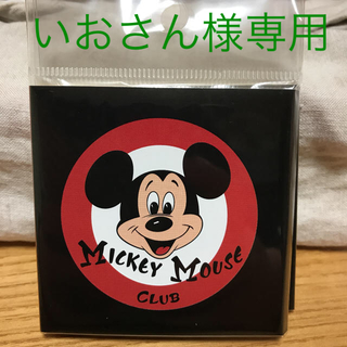 ディズニー(Disney)の【新品】ミッキーマウスクラブ 90周年ノスタルジカシリーズ、付箋ブック(ノート/メモ帳/ふせん)