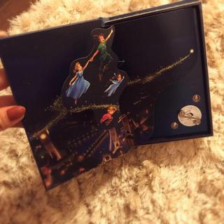 ディズニー(Disney)のDisneyland限定♡ピーターパンオルゴール(キャラクターグッズ)