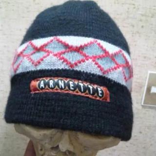 アーネット(Arnette)のアーネット ARNETTE ニット帽 ワッチ(ウエア/装備)