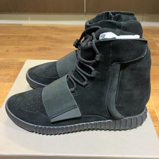アディダス(adidas)のadidas yeezy boost 750 BB1839 ブラック イージー(スニーカー)