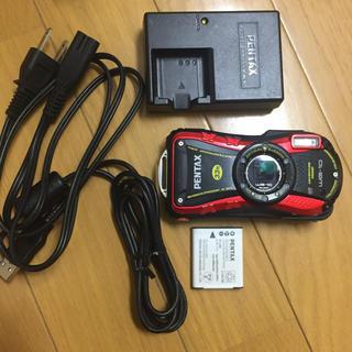 ペンタックス(PENTAX)のペンタックス防水デジタルカメラwg-10(コンパクトデジタルカメラ)