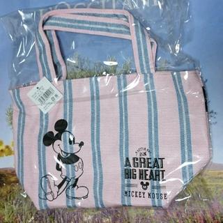 ディズニー(Disney)のディズニー チャック付きランチバッグ ミッキー&ブレンズ(トートバッグ)