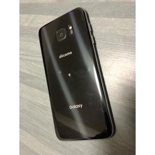 サムスン(SAMSUNG)のGalaxy S7 edge Black 32 GB docomo(スマートフォン本体)