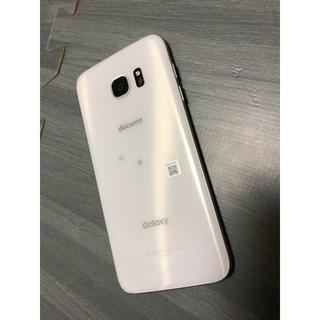 サムスン(SAMSUNG)のGalaxy S7 edge White 32 GB docomo(スマートフォン本体)