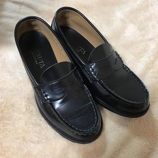 ハルタ(HARUTA)のハルタ ローファー 23.5 EE(ローファー/革靴)