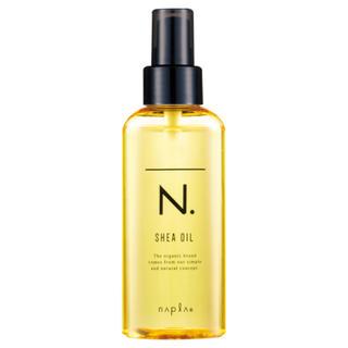 ナプラ(NAPUR)のQRコードあり❣️新品ナプラNドット💕シアオイル(オイル/美容液)