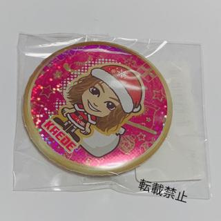 イーガールズ(E-girls)のE-grils 楓 Xmas プチキャラ 56mm 缶バッチ(その他)