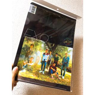 エクソ(EXO)のEXO A4ファイル(アイドルグッズ)