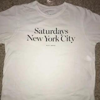 サタデーズサーフニューヨークシティー(SATURDAYS SURF NYC)のサタデーズサーフ(Tシャツ/カットソー(半袖/袖なし))