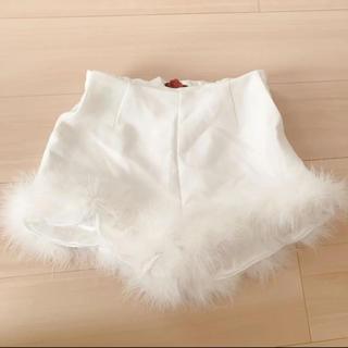 ダチュラ(DaTuRa)のDaTuRa 天使の羽ショートパンツ(ショートパンツ)