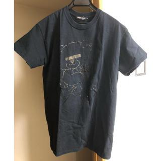 UNDERCOVER - アンダーカバー 復刻目隠しベアTシャツ Mサイズ Mad store限定 クマ