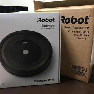 アイロボット(iRobot)のiRobot ルンバ890(掃除機)