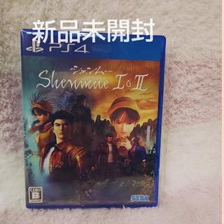プレイステーション4(PlayStation4)のシェンムー(家庭用ゲームソフト)