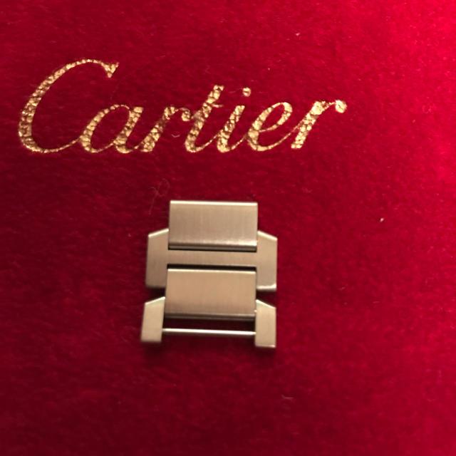 Cartier(カルティエ)のカルティエ パシャC2コマ メンズの時計(金属ベルト)の商品写真