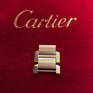 カルティエ(Cartier)のカルティエ パシャC2コマ(金属ベルト)