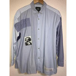 ジエダ(Jieda)のjieda ジエダ アナーキーシャツ パッチ付きシャツ(シャツ)