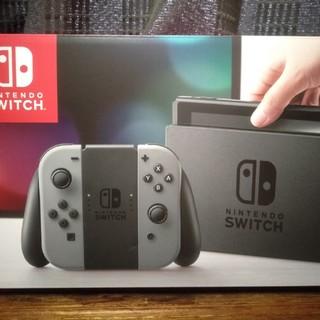 ニンテンドースイッチ(Nintendo Switch)のNintendoSwitch本体+Joy-Con充電グリップセット(家庭用ゲーム本体)