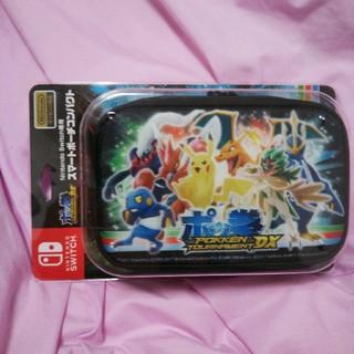 ニンテンドースイッチ(Nintendo Switch)の新品 ポケモン ニンテンドースイッチポーチ(家庭用ゲーム本体)