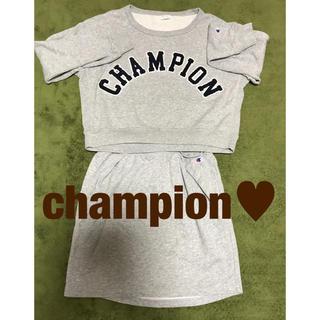 チャンピオン(Champion)のチャンピオン トレーナー セットアップ(トレーナー/スウェット)