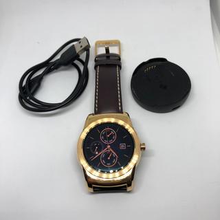 エルジーエレクトロニクス(LG Electronics)の美品 LG Watch urbane スマートウォッチ(腕時計(デジタル))