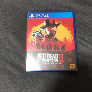 プレイステーション4(PlayStation4)のレッドデッドリデンプション2 (家庭用ゲームソフト)