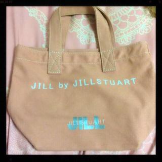 ジルバイジルスチュアート(JILL by JILLSTUART)のジルバイジルスチュアートトートバック(エコバッグ)