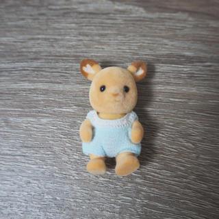 エポック(EPOCH)のシルバニア epoch シカ 赤ちゃん 人形(その他)