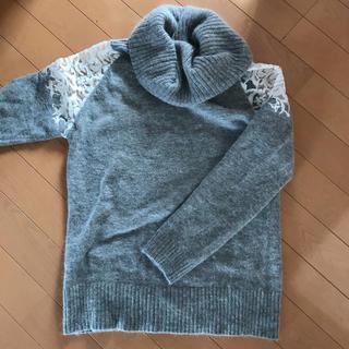 トランテアンソンドゥモード(31 Sons de mode)の新品♡タートルニット(ニット/セーター)