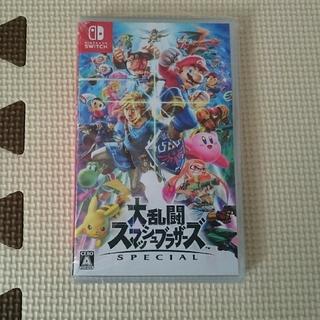 Nintendo Switch - 超美品 ☆ 大乱闘スマッシュブラザーズ ☆ 任天堂スイッチ