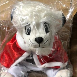 サイタマセイブライオンズ(埼玉西武ライオンズ)の埼玉西武ライオンズ2018年優勝記念グッズレオ人形(応援グッズ)