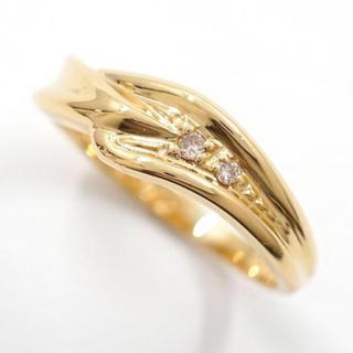 ジュエリーマキ(ジュエリーマキ)のK18 18金 リング ジュエリーマキ(リング(指輪))